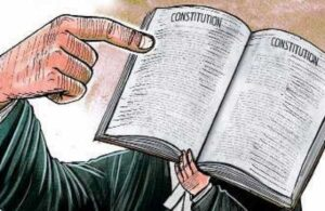 Laws Inconsistent with Fundamental Rights
